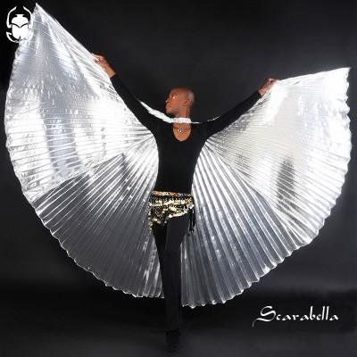 Isiswings Scarabella zilver