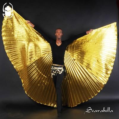 Isiswings Scarabella goud