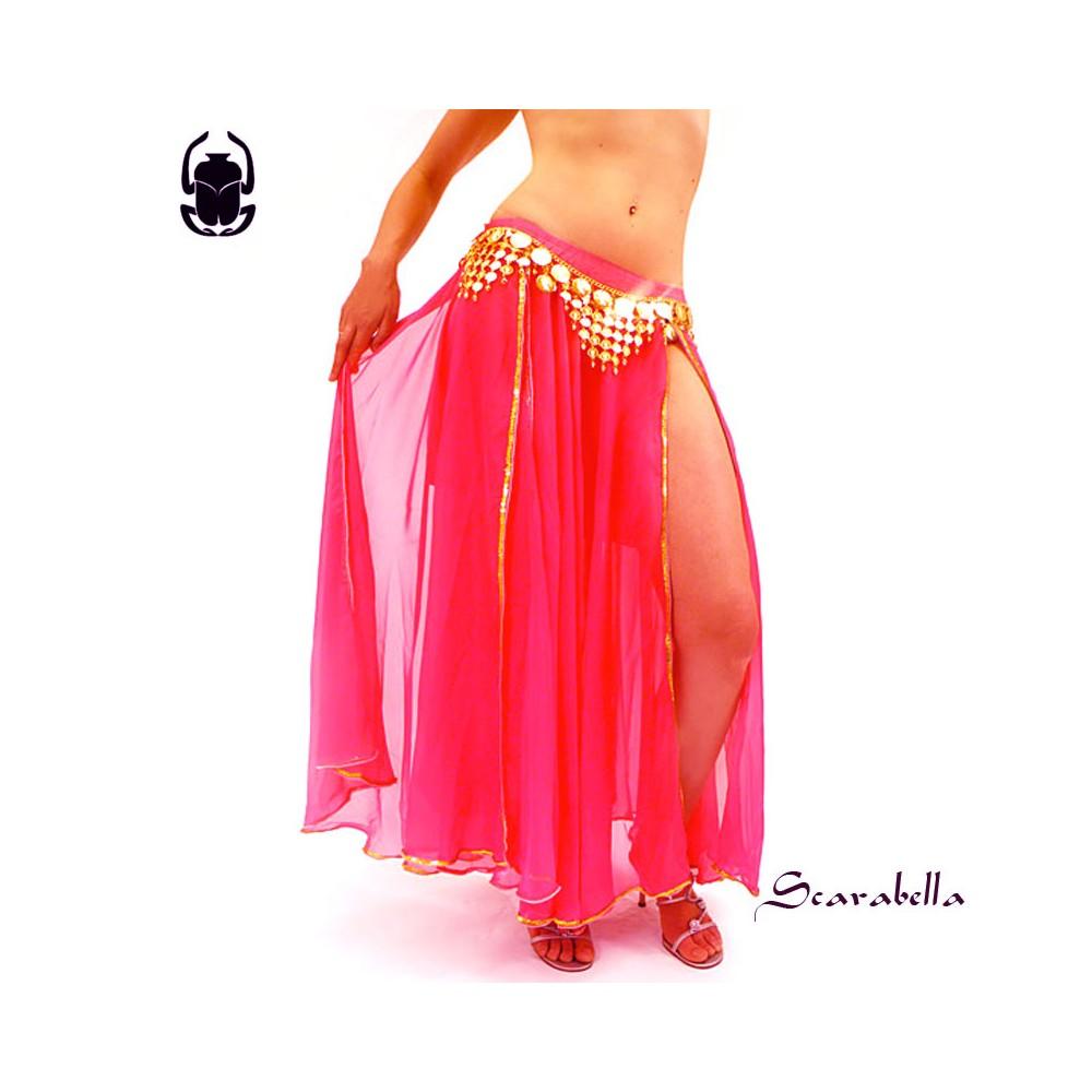 2c6eb9316cbba1 Buikdans-rok-rood-bellydance-buikdanskleding-dansrok-harem-38-40-42