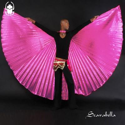 Isiswings Scarabella roze