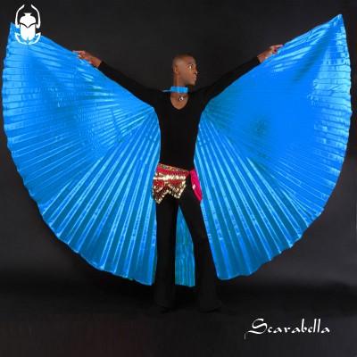 Isiswings Scarabella blauw