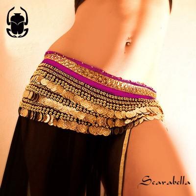 Egyptische buikdans...